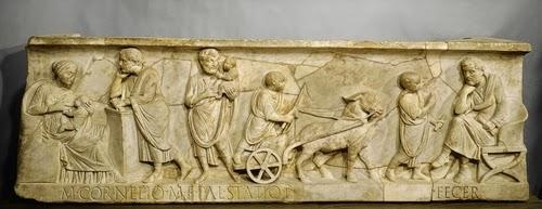 Sarcophage de M. Cornelius Statius