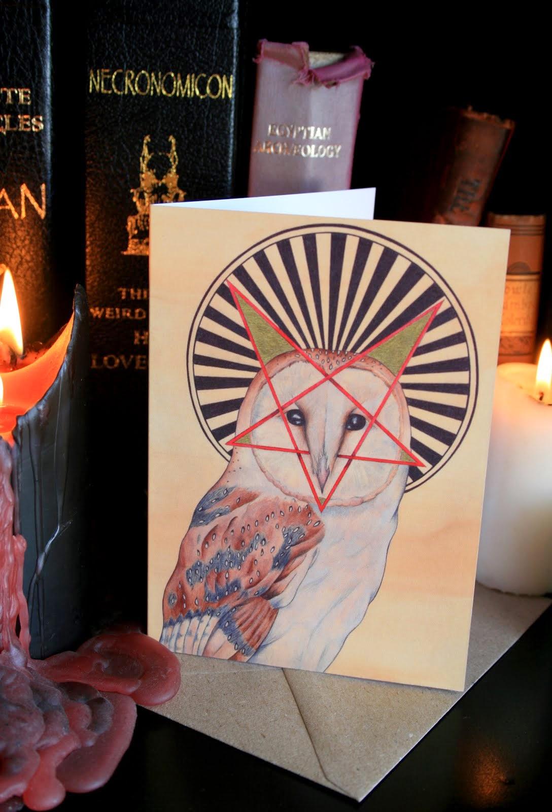 'Ave Satanus: Tyto Alba'