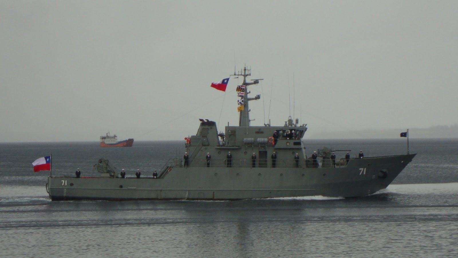 Fuerzas Armadas de Chile MICALVI