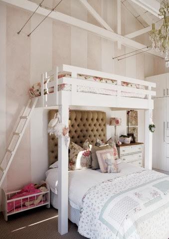 Delikatna kolorystyka dziecinnego pokoju