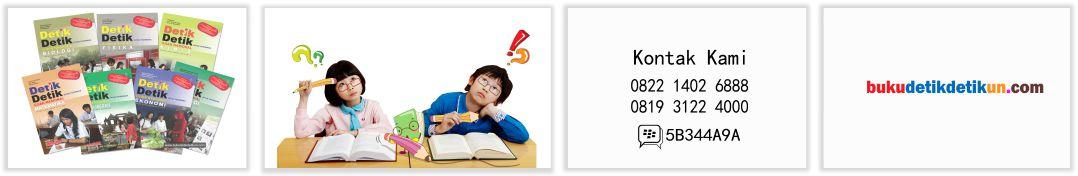 Buku Detik Detik, Buku Detik Detik UN SMP 2015, Buku Detik Detik UN SMA 2015, Buku Detik Detik UN
