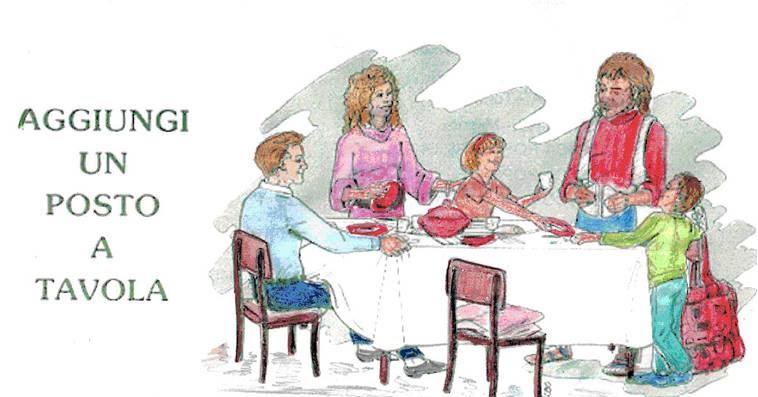 Quarrataedintorniblog a tavola con un posto in pi da - Aggiungi un posto a tavola spartito pianoforte ...
