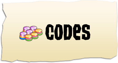 Want some codes?