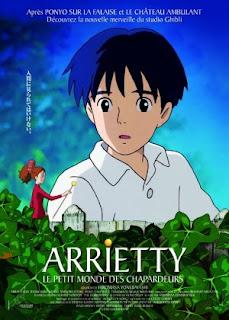 Người Tí Hon - Karigurashi No Arrietty