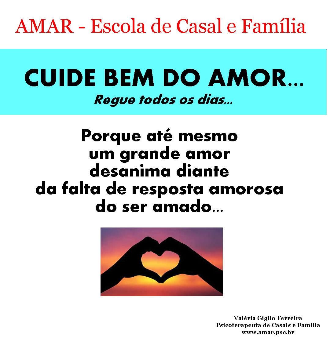 Zelar pelo Amor...