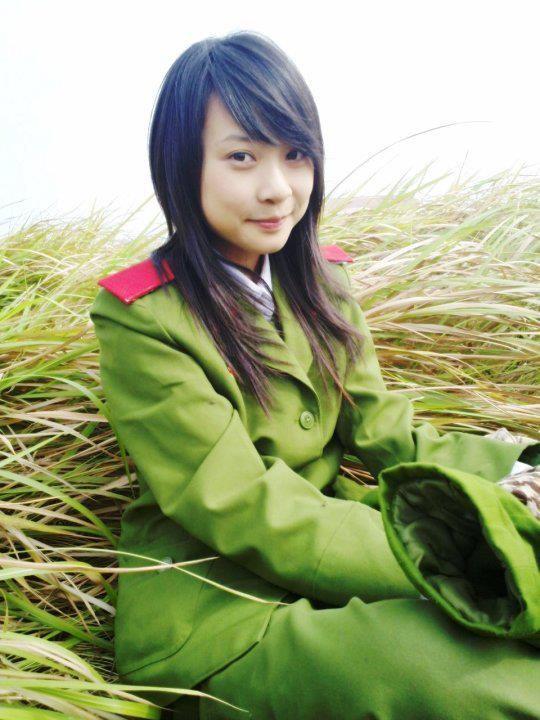 Ini Dia Polisi Wanita Tercantik Di Vietnam [ www.BlogApaAja.com ]