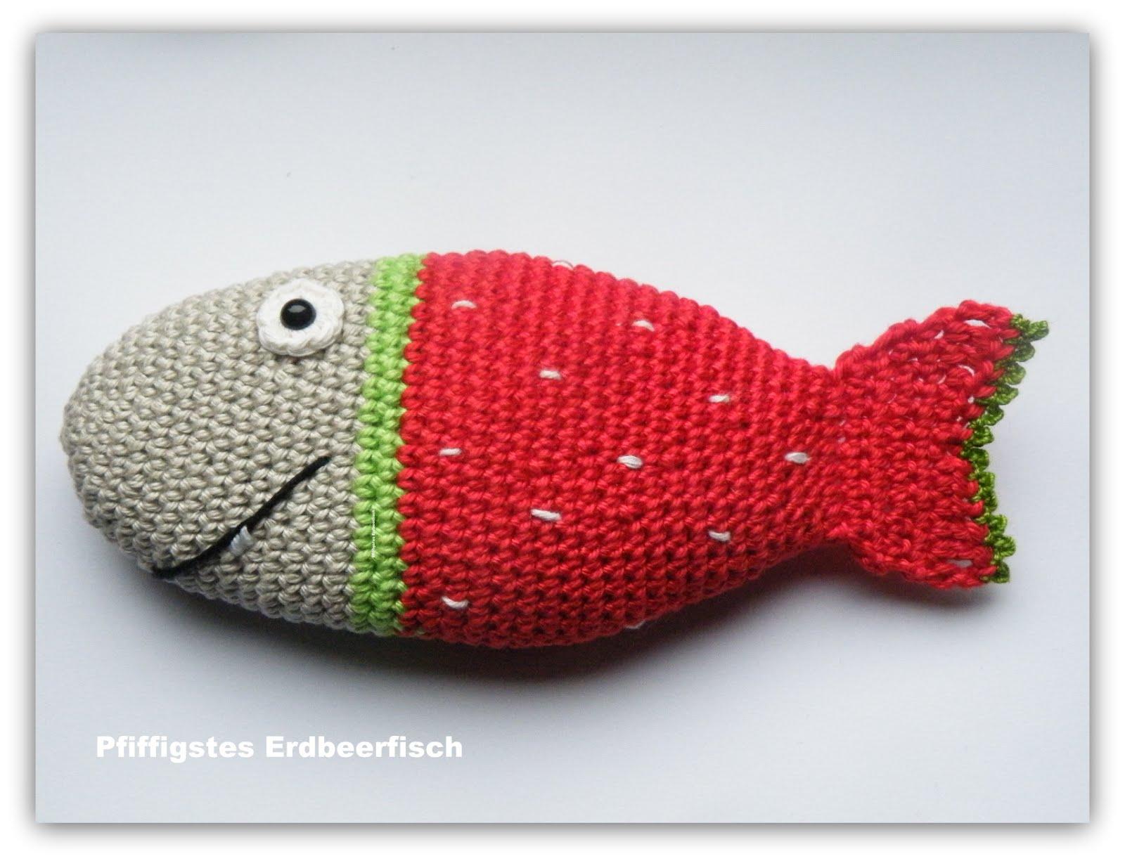 Pfiffigstes Erdbeerfisch