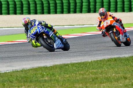 Hasil MotoGP San Marino 2014 dan Klasemen Sementara