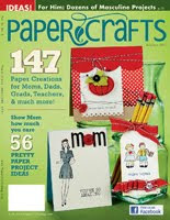 Papercrafts May/June 2011