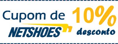 Desconto Netshoes 10%