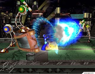 Mega Man X7 Game PC