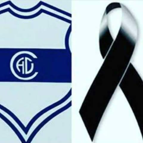 La Familia del Club Guarani de Luto !!