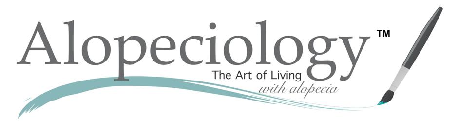alopeciology the art of living with alopecia
