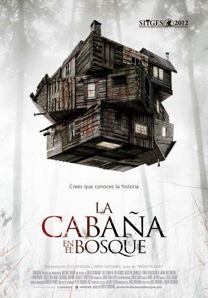 Fecha de estreno en España de 'La Cabaña en el Bosque'
