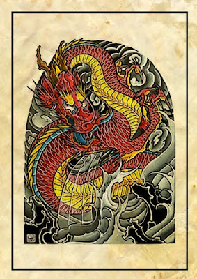 Dragon tattoo a4 size free tattoo design torrent