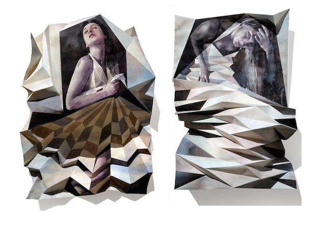 Belas Pinturas de Marcelo Daldoce
