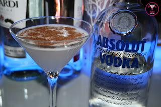 martini de coco