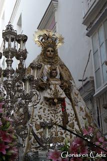 Visita Castrense-Carmen Patrona de Cádiz