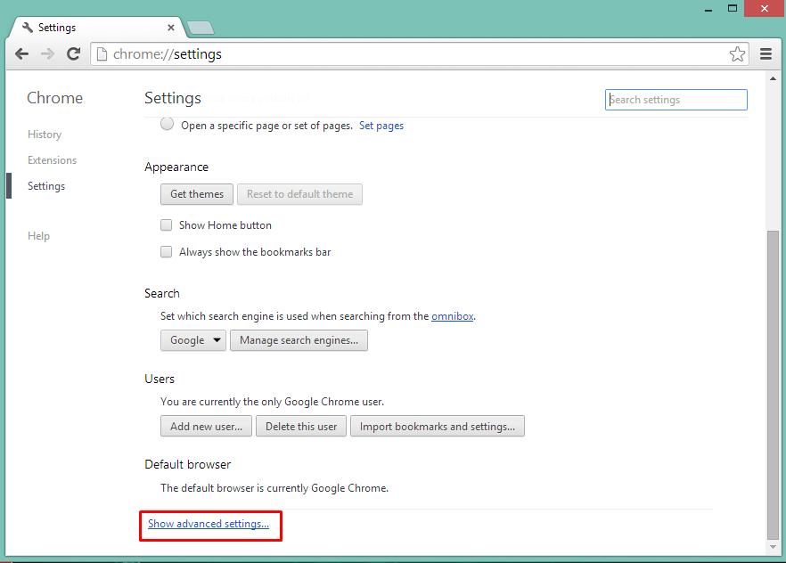 Cara Membersihkan Cookie Google Chrome