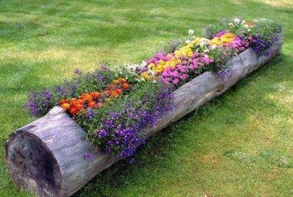 Ideas para decorar el jardin de casa ... se animan ? ~ Mi espacio glam