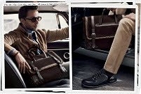 TOD'S MEN AW2017 AD CAMPAIGN