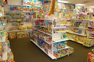 Nomes Engraçados Para Lojas de Brinquedos