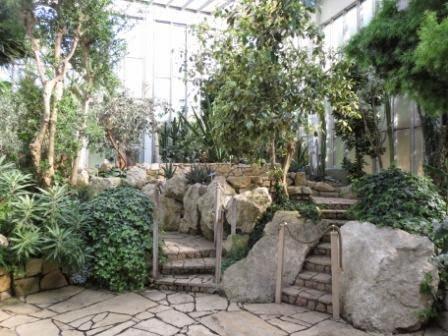 Blumengärten Hirschstetten / Palmenhaus