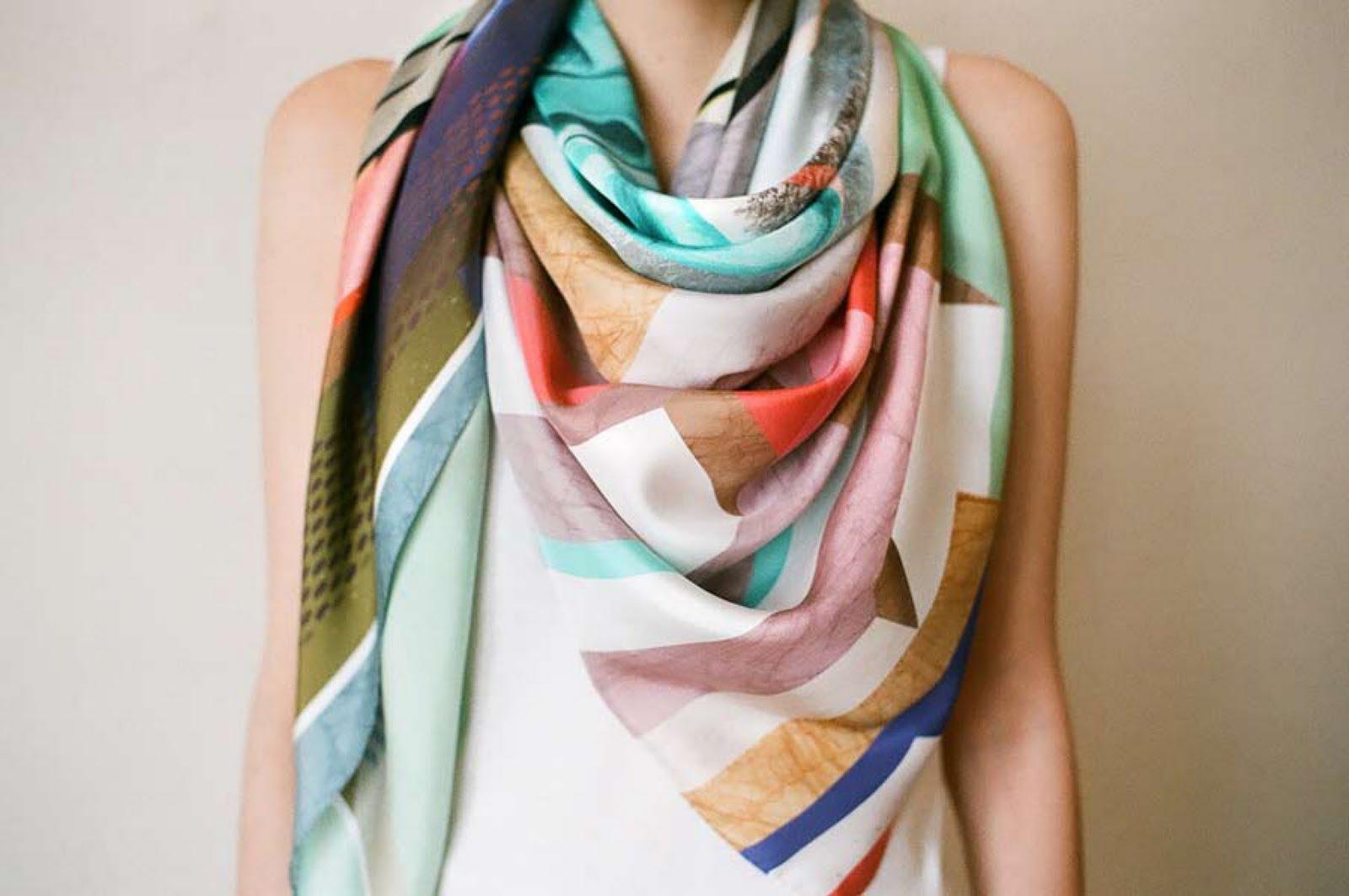 foulard art