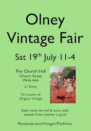 Olney Vintage Fair