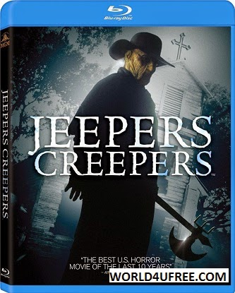 Jeepers Creepers 2001 Hindi Dubbed Dual BRRip 480p 300mb