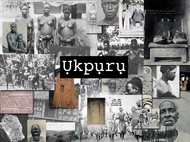Ụkpụrụ: Images of Igbo Before