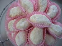 Resep dan Cara Membuat Kue Kering Putri Salju