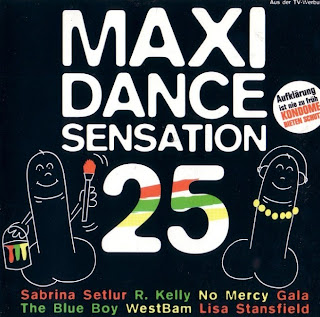 Maxi Dance Sensation vol. 25 (1996)