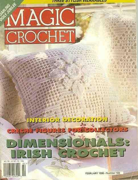 Magic Crochet : Magic Crochet No. 100