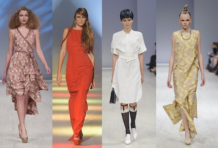 Ukranian Fashion Week ~ S/S 2013
