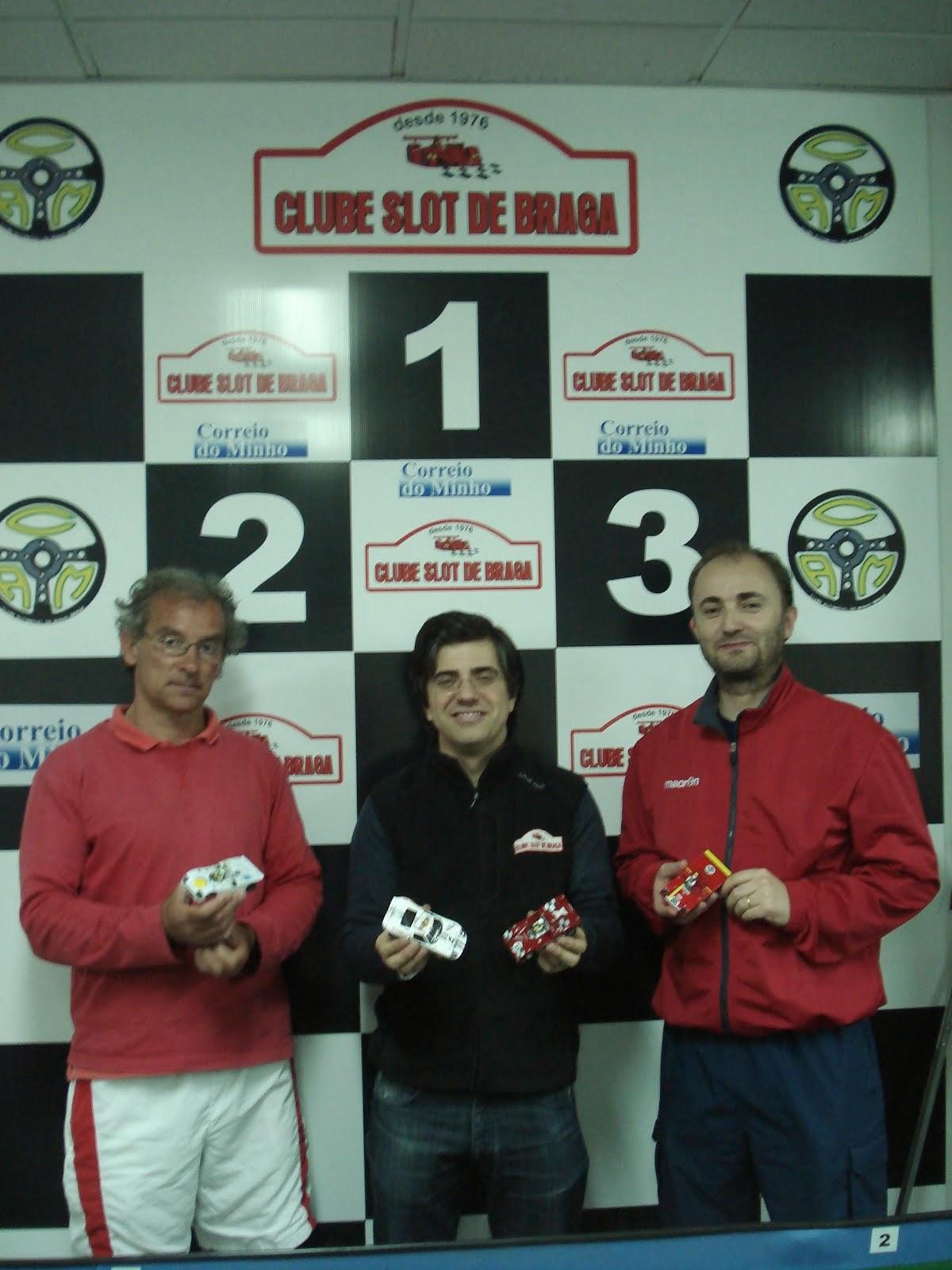 Campeonato Clássicos Sidewinder 2014