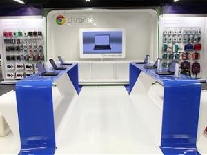 Inilah ChromeZone, Toko Pertama Google