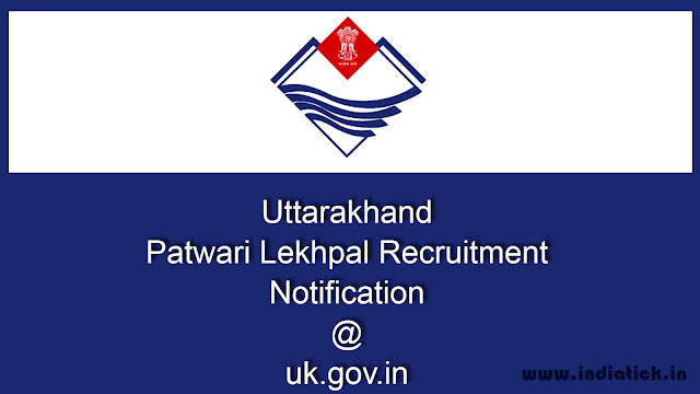 Uttarakhand Patwari Lekhpal Recruitment 2015 uk.gov.in 464 Posts UK recruitment notification admit card results download merit list cut off marks online pdf