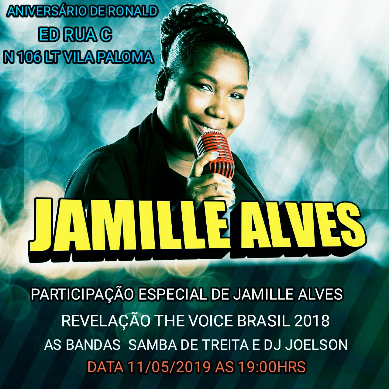 JAMILLE ALVES