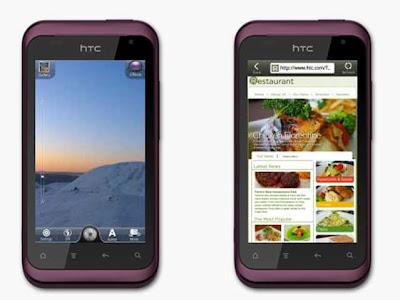 Kelebihan Kekurangan HTC Rhyme