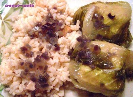 Aumoni res de laitue au cabillaud blogs de cuisine - Cuisine tv recettes 24 minutes chrono ...