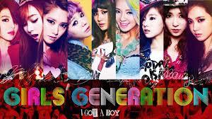 Daftar Lagu SNSD (GIRL' GENERATION)
