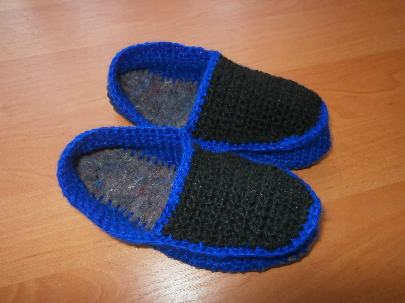 Как связать носки спицами на войлочной подошве. Мастер-класс