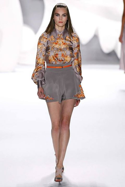 New York Fashion Week Spring Summer Collection 2013 Pictures
