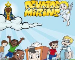 Vamos conhecer o site dos Devotos Mirins!
