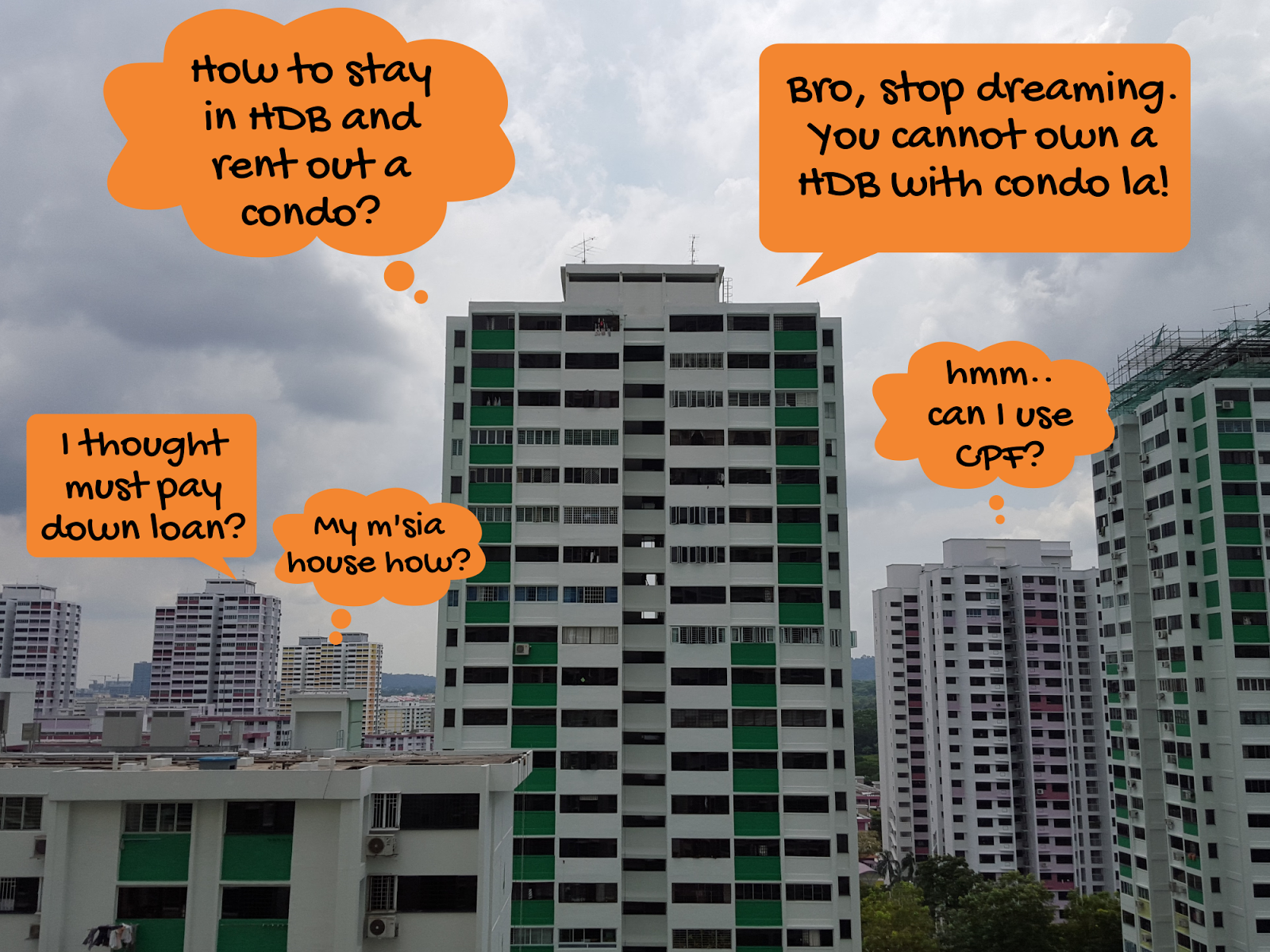 Can Hdb Owners Buy Another Private Property? Yes You Can
