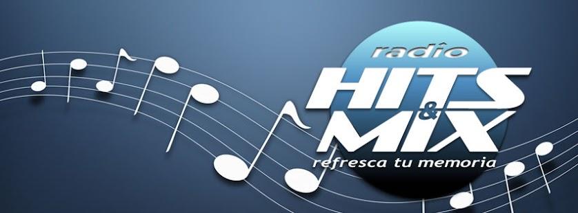 HITS AND MIX RADIO tiene una App Android.