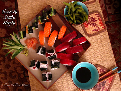 Sushi Sashay: Tips for Making Sushi at Home