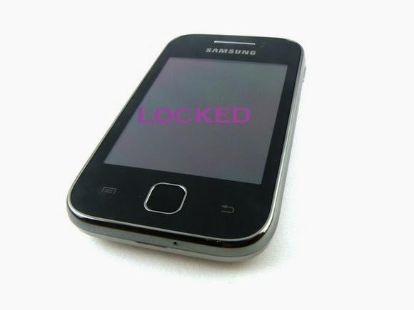 Cara membuka Samsung Galaxy Young yang Terkunci