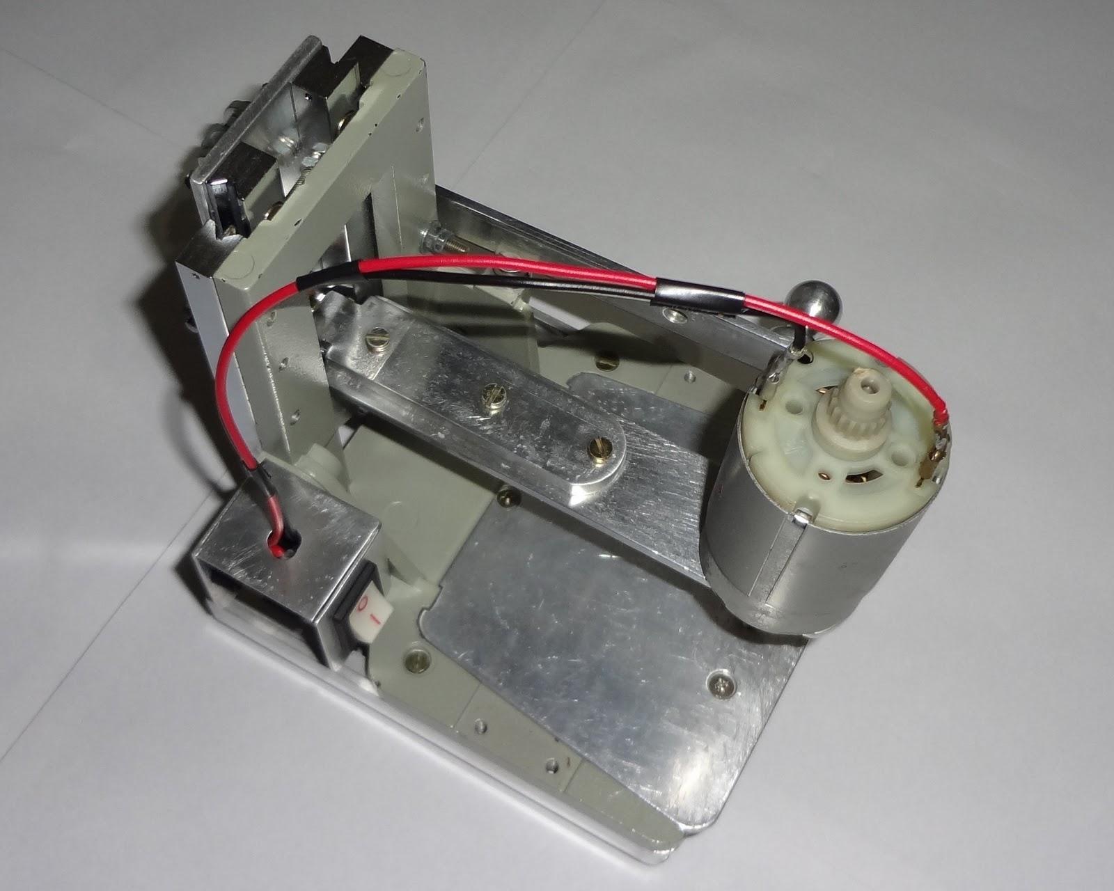 Eletricamente Falando: Mini Furadeira de Bancada #AE1D34 1600x1280